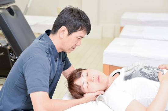 当院の施術とサポート体制